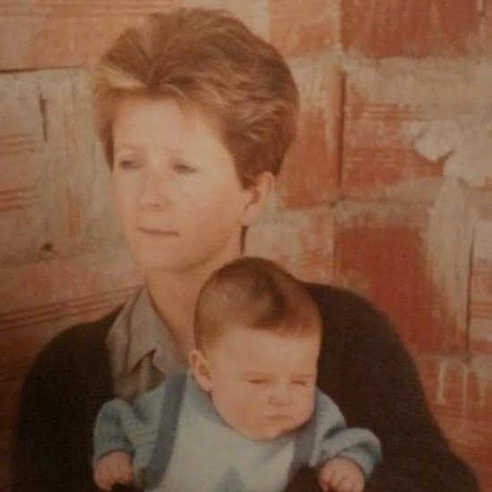 Pierre & sa maman